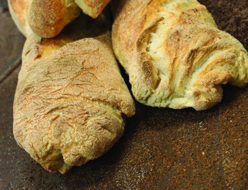 Brot und Backwaren frisch halten