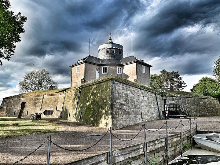 Insel Festung