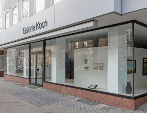 Galerie Koch in Hannover feiert 65-jähriges Bestehen