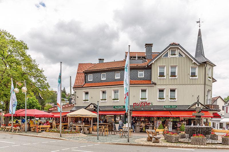 Gaststädte Puppe´s in Braunlage