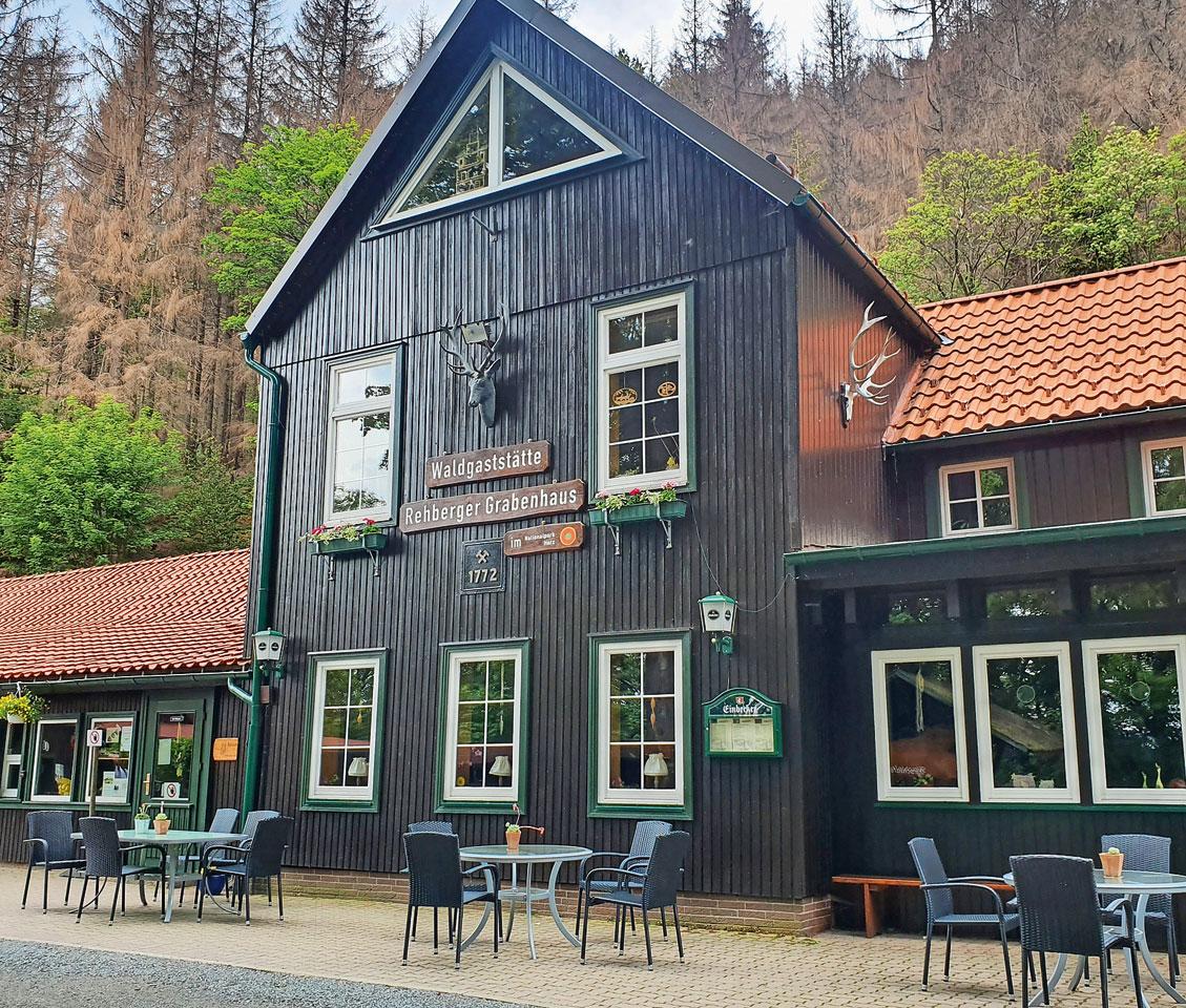 Rehberger Grabenhaus - von vorne