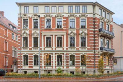 Bürogebäude von lilacard in Hannover