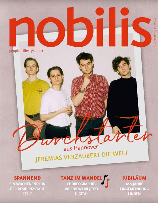 Nobilis Cover Ausgabe 06 - 2020
