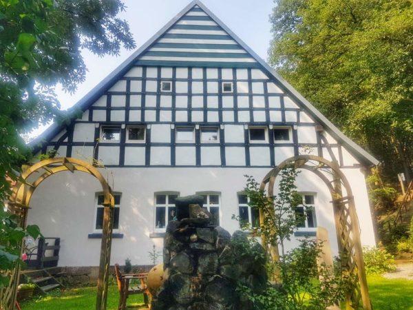 Weberhaus im Wiehengebirge