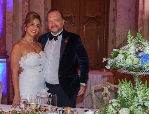 Eindrücke der Hochzeit von Alexander Fürst zu Schaumburg-Lippe