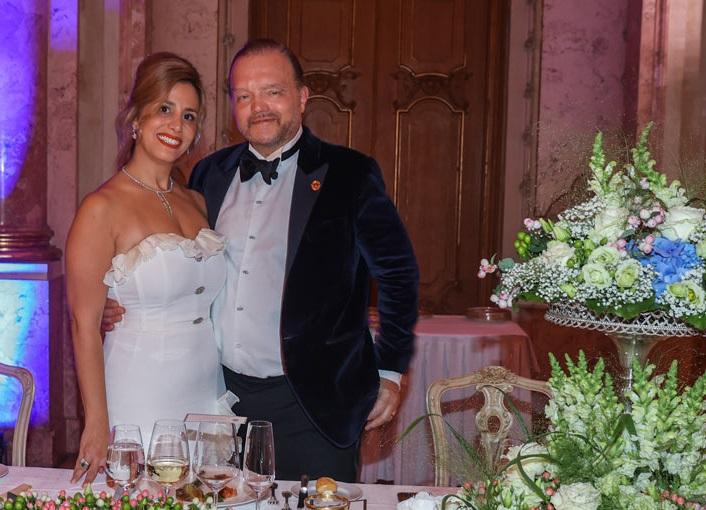 Hochzeit Fürst zu Schaumburg Lippe