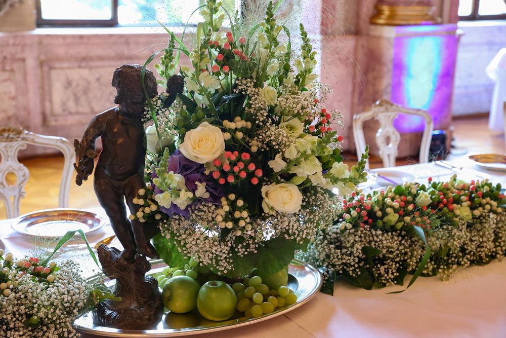 Hochzeitsdeko Schaumburg Lippe