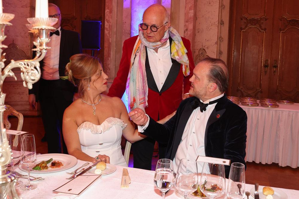 Hochzeitsfeier von Alexander Fürst zu Schaumburg-Lippe