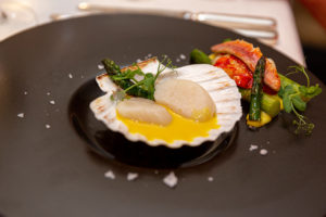 Essen im Hotel Luisenhof