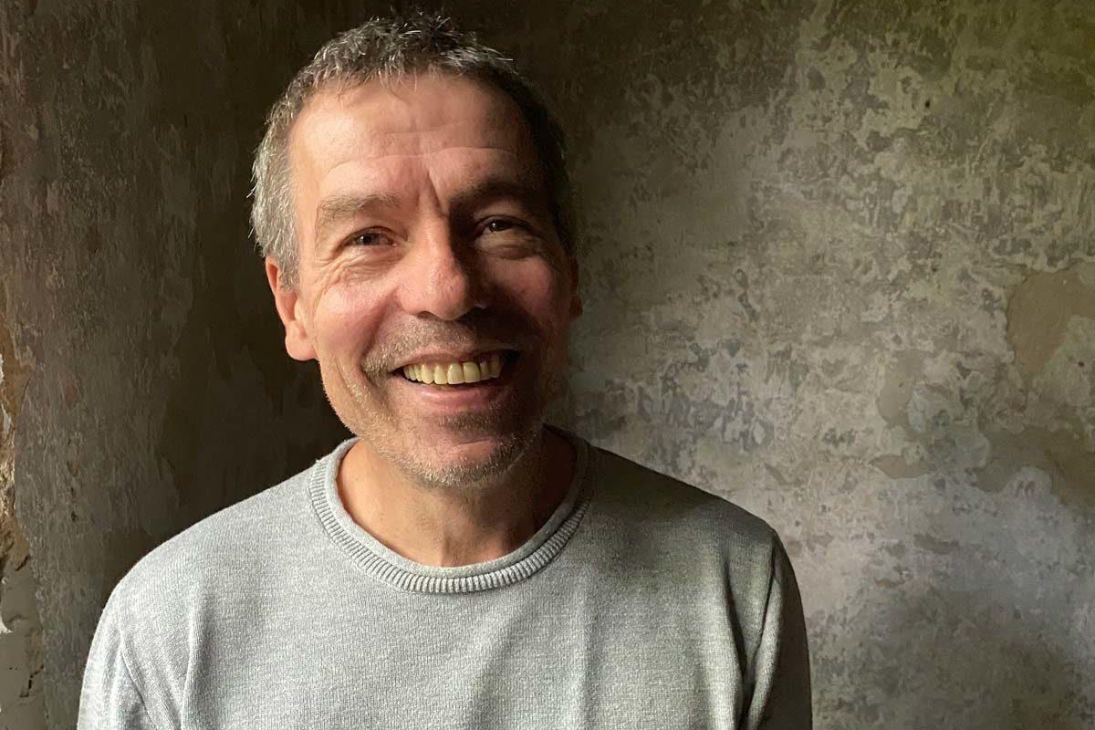 Andreas Süskow, Trauerbegleiter für Kriegsenkel