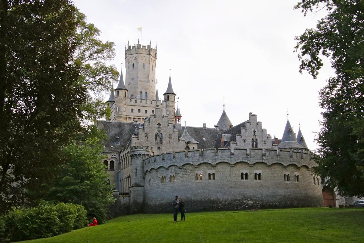 Schloss Marienburg in Niedersachsen