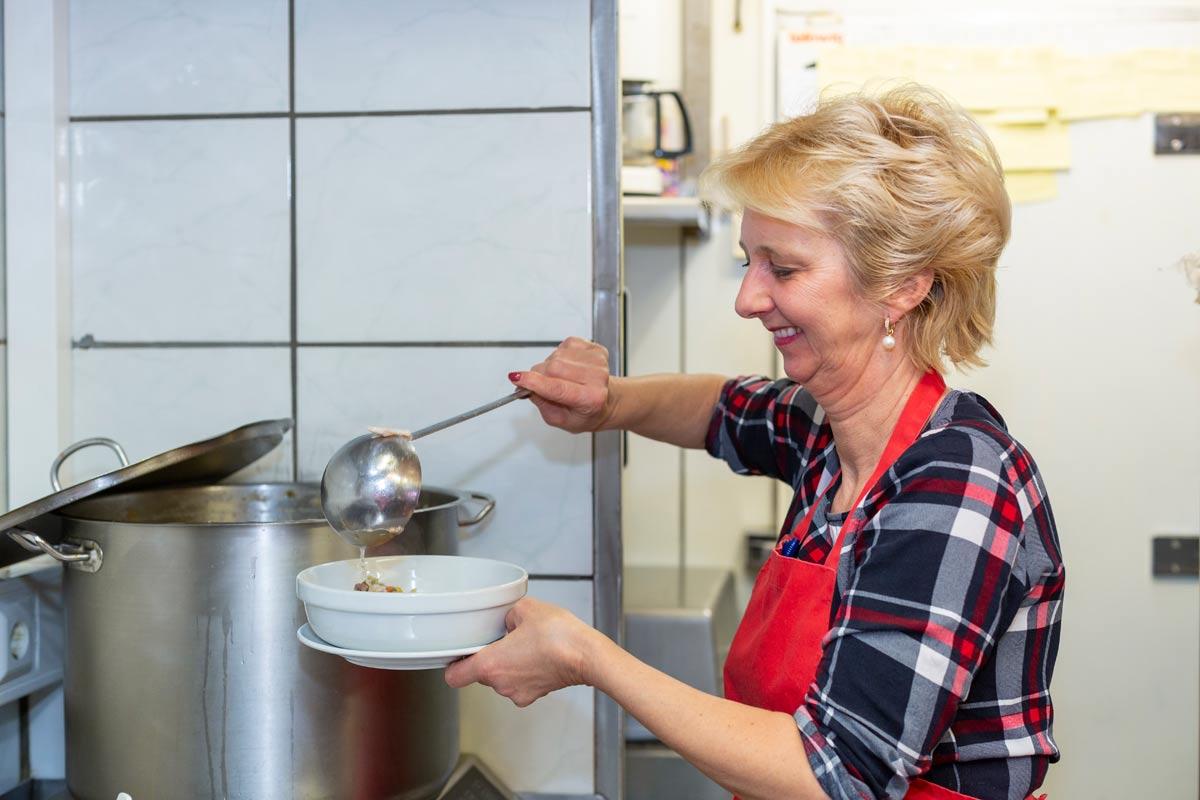 Mamas Fleischspezialitäten in der Markthalle Hannover