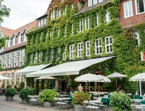 50 Jahre Teestübchen in Hannover
