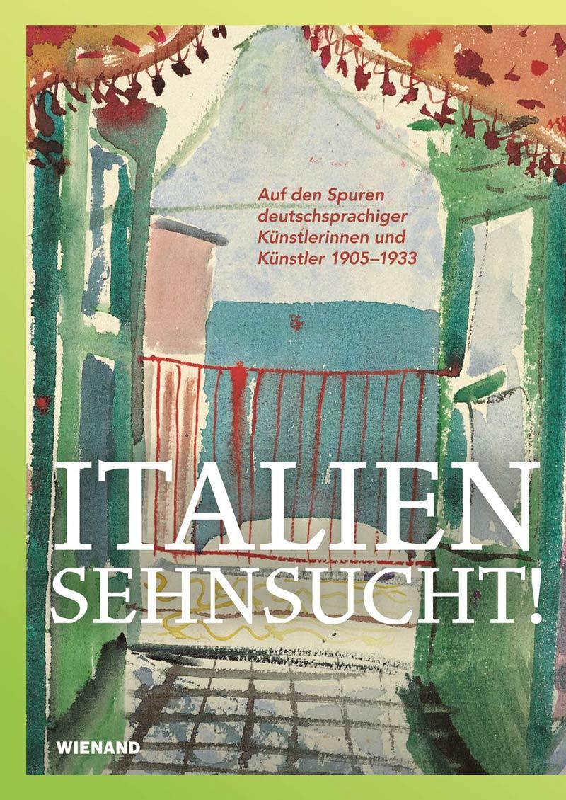 Italien Sehnsucht Cover