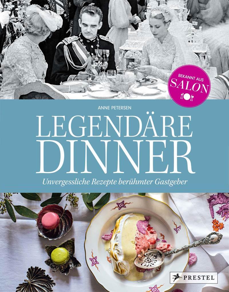 Legendäre Dinner Buchcover