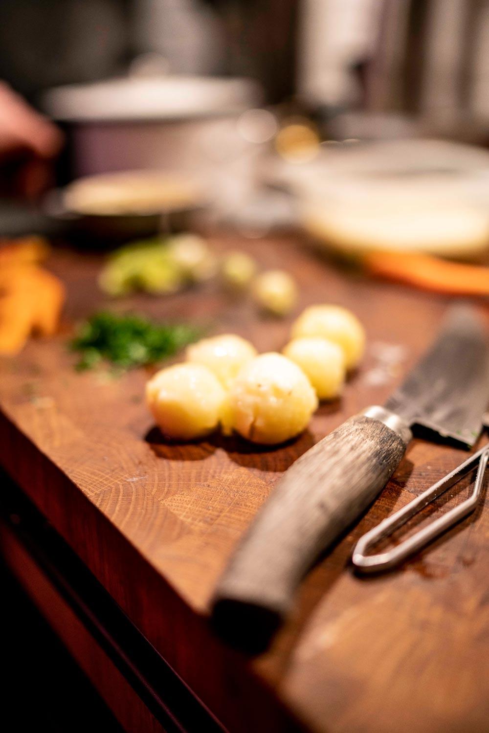 Küche von Benjamin Meusel