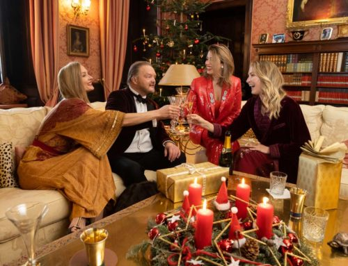 So verlief Weihnachten auf Schloss Bückeburg