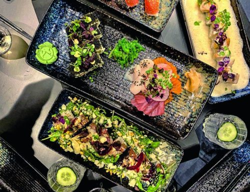 Foodnews: Kouro bietet exklusives Sushi