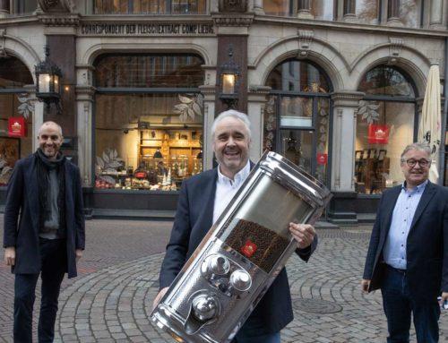 Eröffnung der Hannoverschen Kaffeemanufaktur