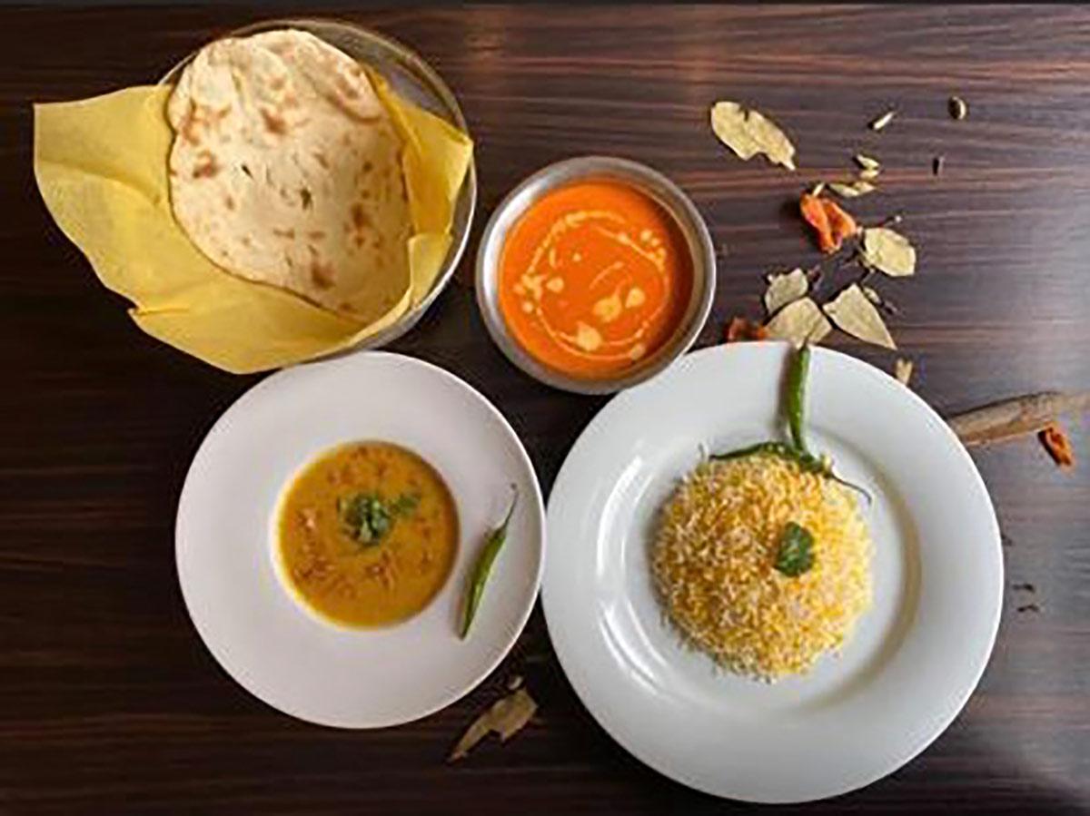 Indisches Essen von Guru in Hannover