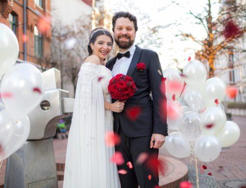 """""""Wir hatten die kleinste Hochzeitsfeier der Welt"""""""