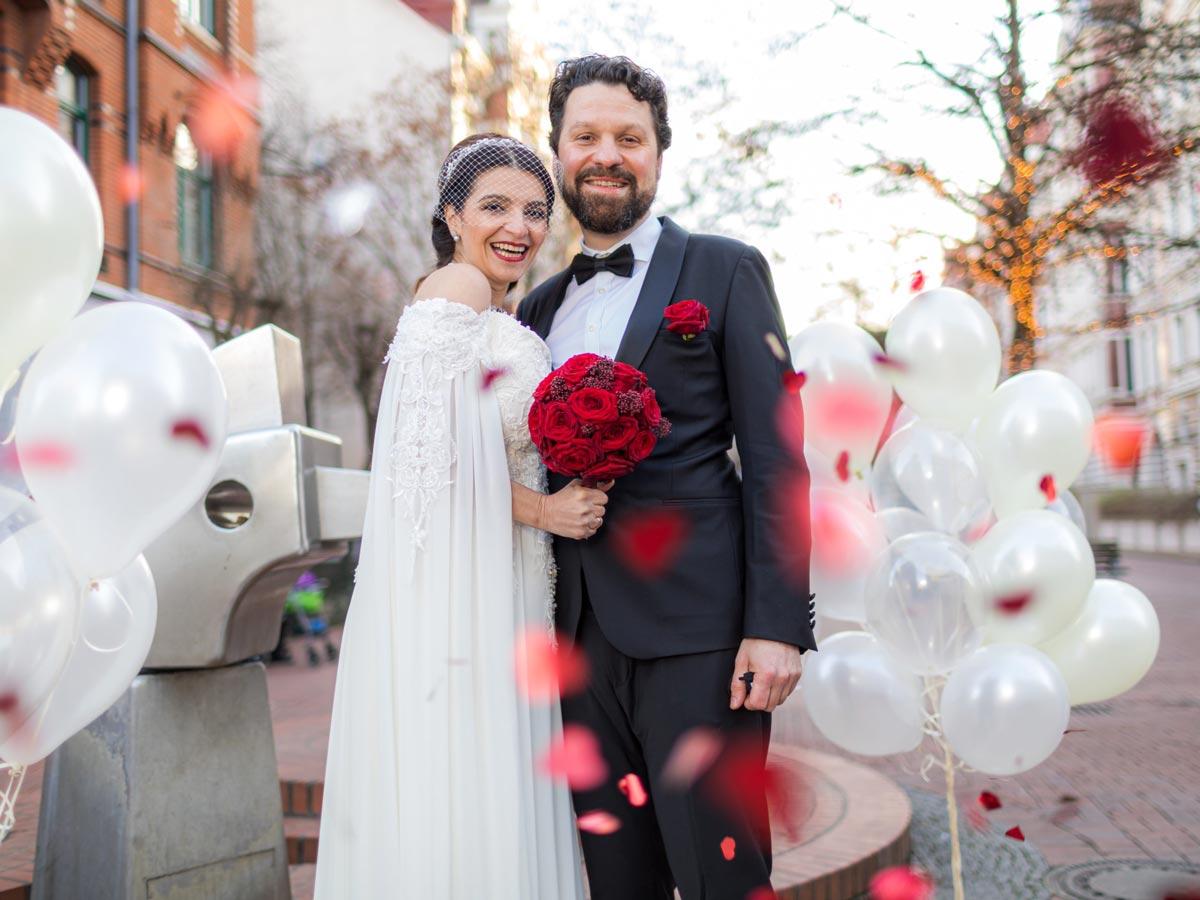 Hochzeit Kirci