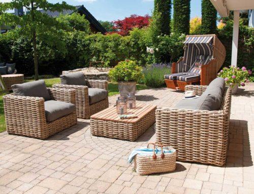 Outdoor-Möbel: Mein Wohnzimmer im Grünen