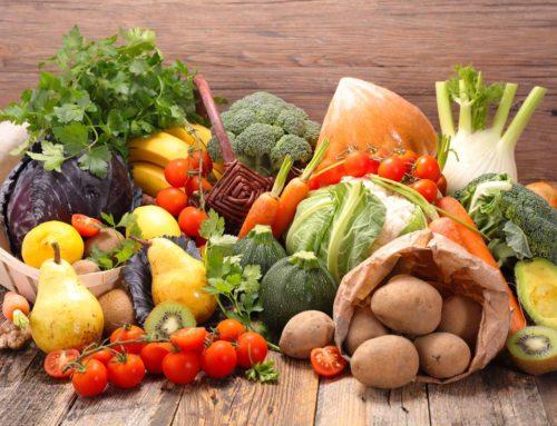 Obst und Gemüse frisch halten – so geht's
