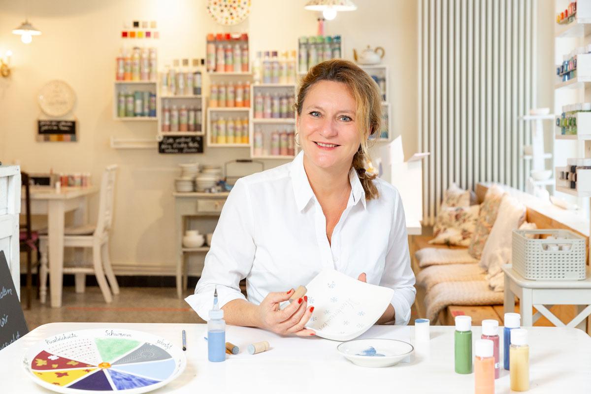 Porzellan Cafe Hannover