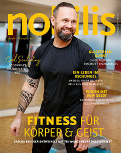 Nobilis Cover März 2021