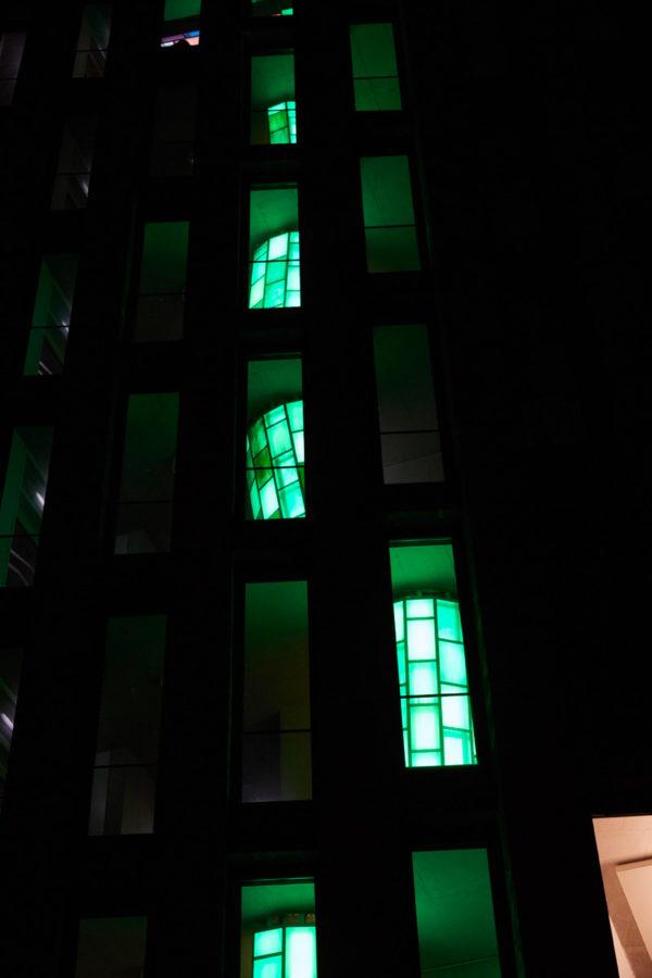 Lichtinstallation Hanova