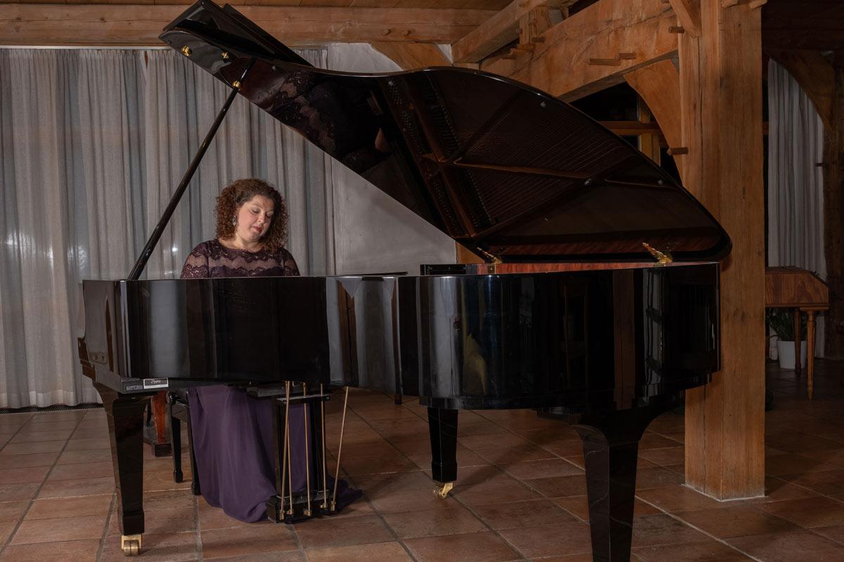 Piano Dates mit Nicoleta Ion