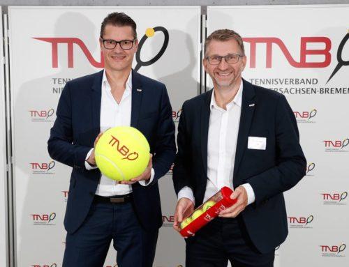 Raik Packeiser zum Vizepräsidenten des DTB gewählt