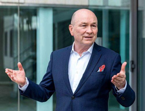 Interview mit Dr. Volker Müller