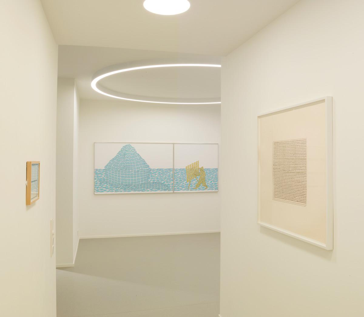 Sammlung im Kunstraum Friesenstraße