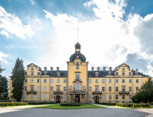 Lilly ist zurück auf Schloss Bückeburg