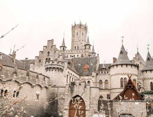 Märchenhafte Marienburg