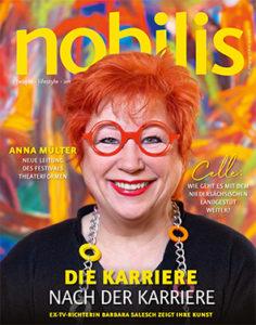 nobilis cover der ausgabe 6, 2021