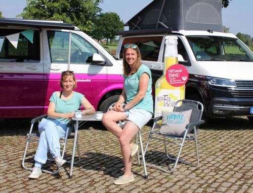 Festival für Camper, Vanlifer und Natur-Liebhaber