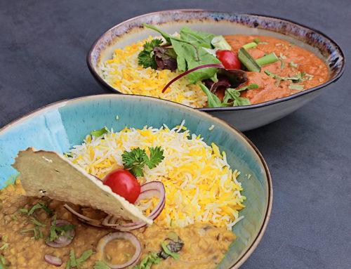 Indisches Street-Food