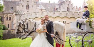 Hochzeit in der Marienburg bei Hannover